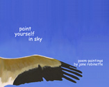 go to poem-paintings book (paint yourself in sky)